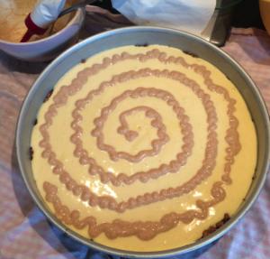Adventskäsekuchen_Spiralen
