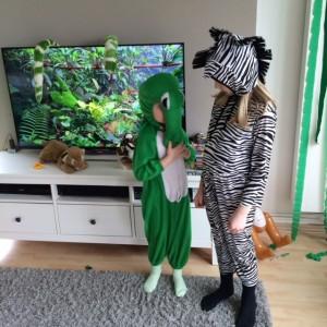 Dschungel_Verkleidung