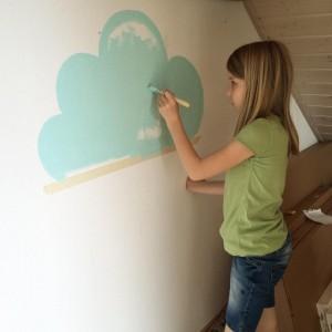 Wolkenmalerin